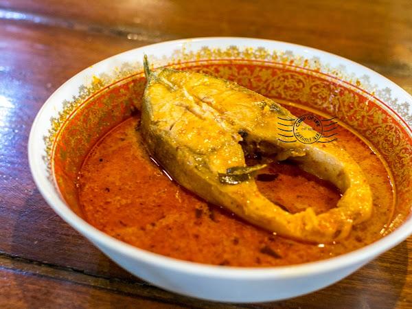 No.8 Eight Curry House @ Alor Setar, Kedah