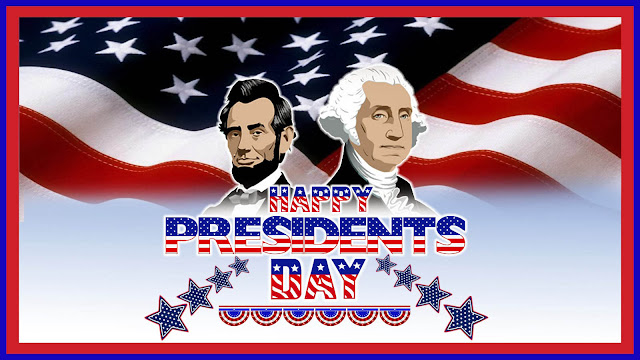 Presidents Day Greetings Cards 2017