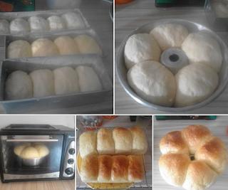 Banyak yang kasih nama sama roti ini ada yang bilang  Resep Roti Sobek Cotton Bread