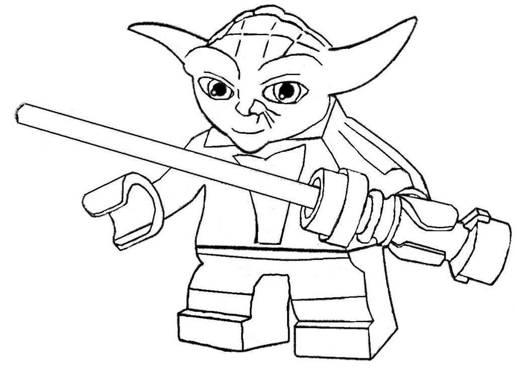 Desenhos De Star Wars Para Pintar, Colorir Ou Imprimir