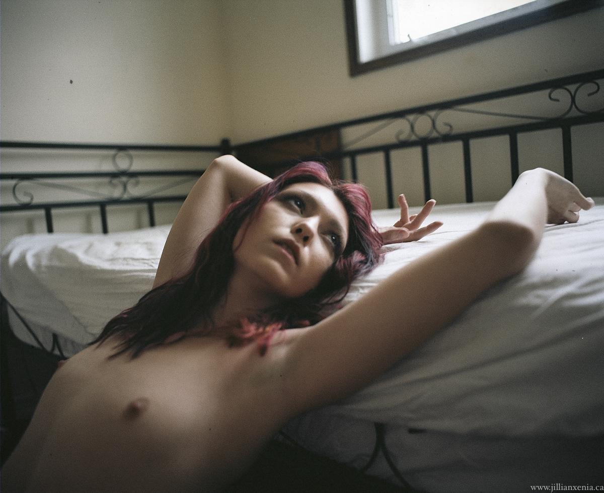 120mm nude film photography Jillian xenia