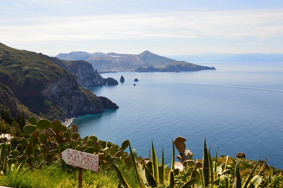 1001 Places I'd like to visit before I die #11 - Lipari, Sicily 2