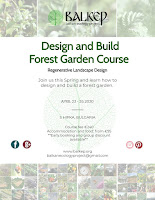 Design n' Build a Forest Garden Course
