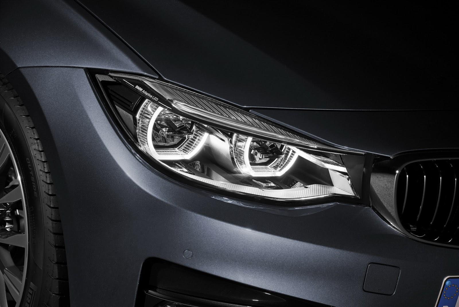 VWVortex com - 2017 F34 BMW 3-Series Gran Turismo facelift revealed