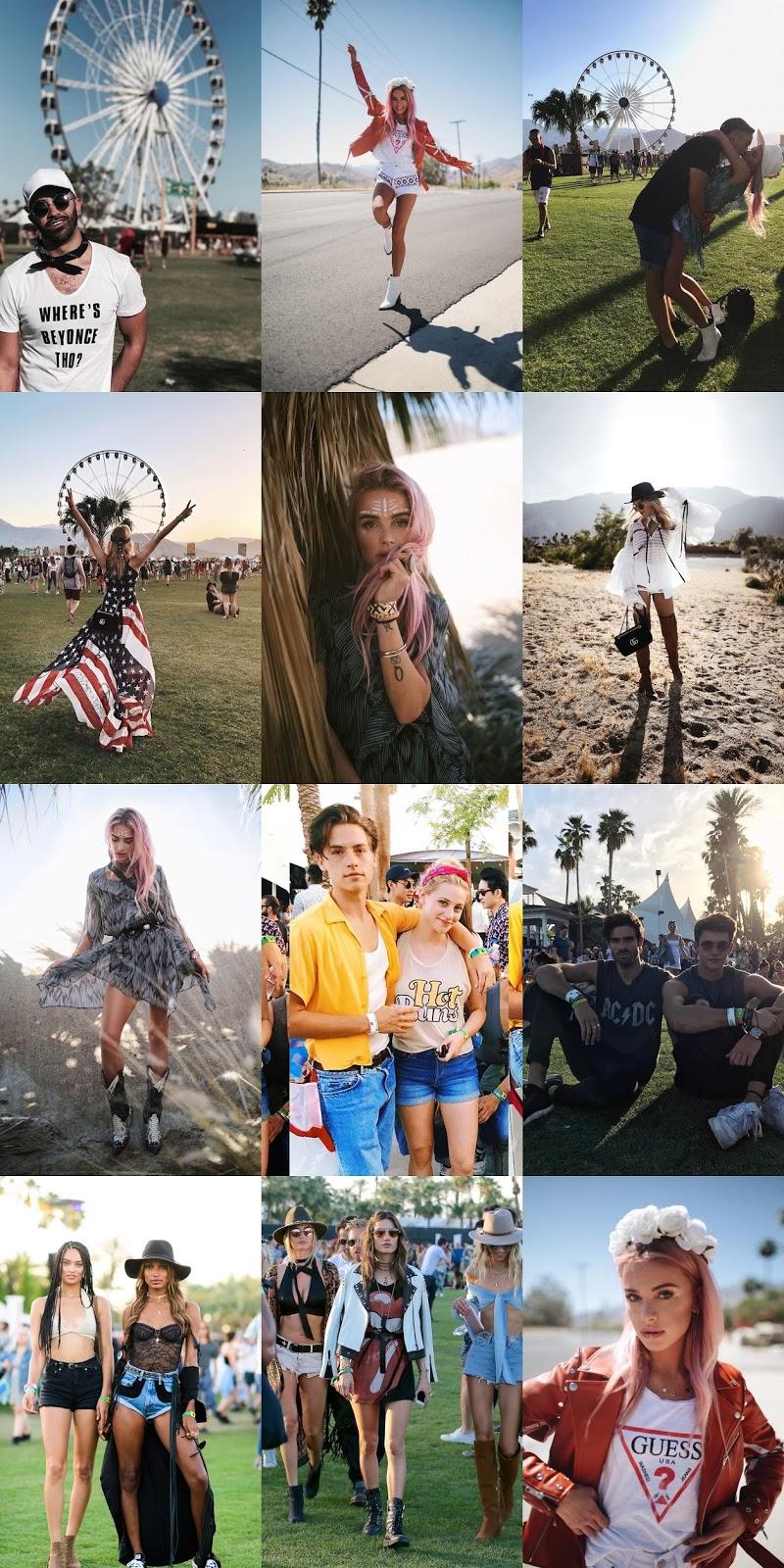Coachella festival 2017 #1