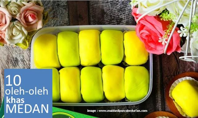 Pancake Durian Medan - Blog Mas Hendra