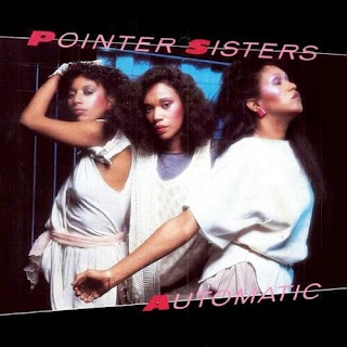 Pointer Sisters - Automatic okładka singla