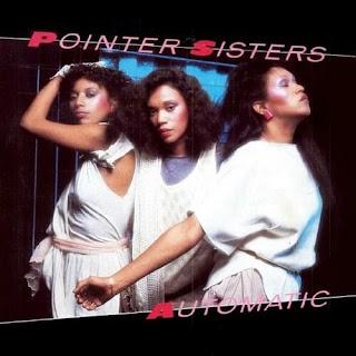 Pointer Sisters - Automatic okładka singla