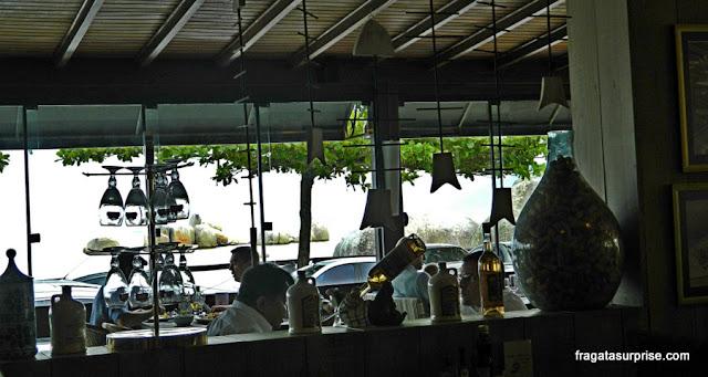 Comer em Florianópolis, restaurante Rancho Açoriano, Coqueiros