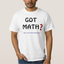 Math-Tees etc.