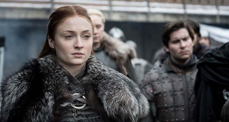 Juego de Tronos 8x01 - Sansa