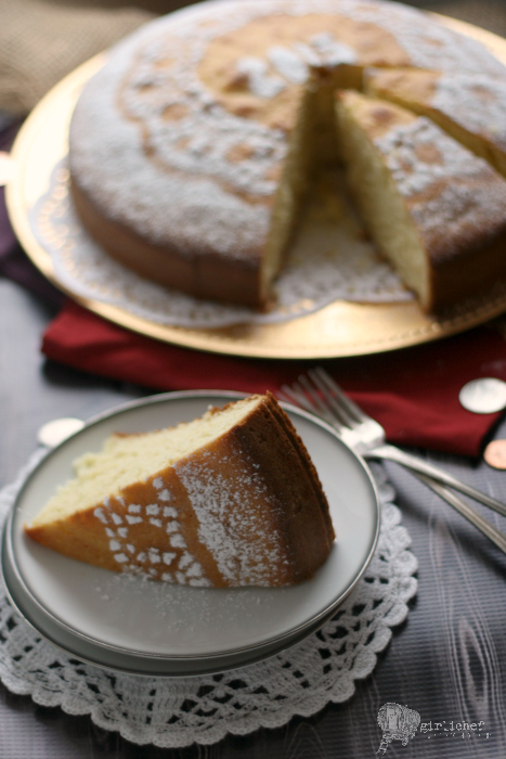 Vassilopitta (New Year Wish Cake)