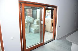 Деревянная дверь HS