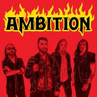 """Το τραγούδι των Ambition """"Burning Love"""" από το ομότιτλο ep"""