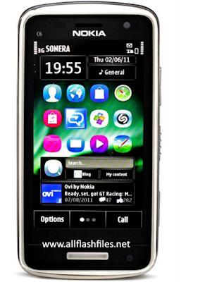 Nokia-C6-01/03 Firmware