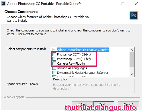 Download Adobe Photoshop CC 2014 Portable