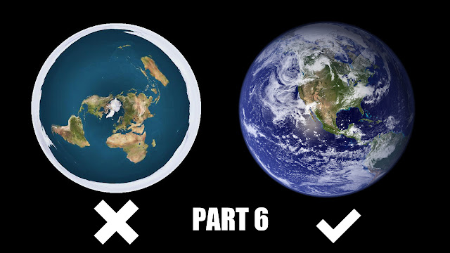 Bantahan Terhadap Argumen Flat Earth – PART 6
