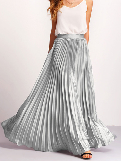http://www.shein.com/Silver-Zipper-Side-Pleated-Flare-Maxi-Skirt-p-264354-cat-1732.html