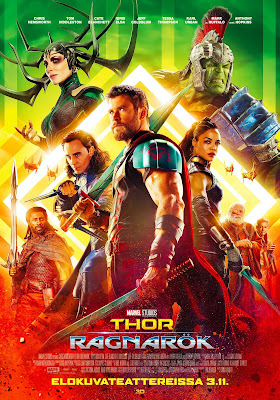 ตัวอย่างหนังใหม่ - Thor: Ragnarok (ศึกอวสานเทพเจ้า) ซับไทย  poster3
