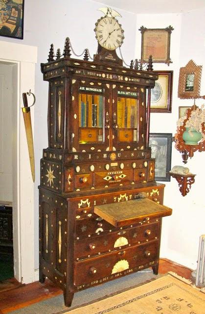 JOHN BANKS' CIVIL WAR BLOG: Furniture with Antietam tie ...