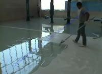 jasa epoxy lantai dan cat epoxy untuk lantai