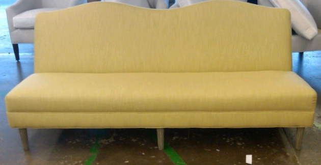 Our San Marco Sofa Speaks To The Romance Of Italy Gentle Curves Are Very Much Like An Antique I Saw In Entrance Hall A