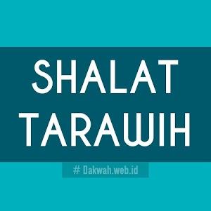 Mengapa Shalat Tarawih 20 Rakaat?
