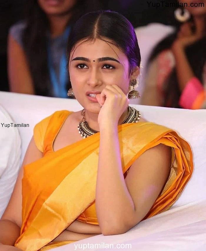 Shalini Pandey Hot & Beautiful Photos in Saree