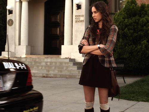 Spencer Hastings (Troian Bellisario) Fashion | Unicorns ...