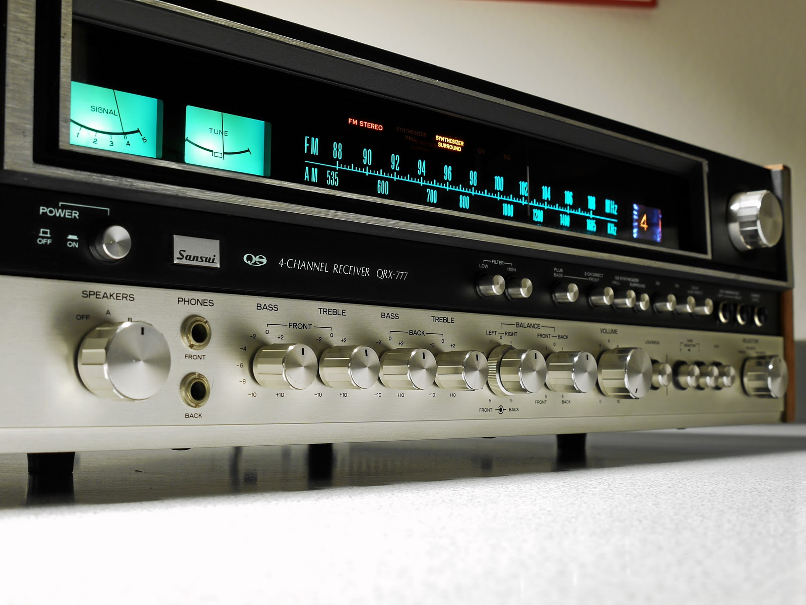 Best Vintage Stereo Receivers 96