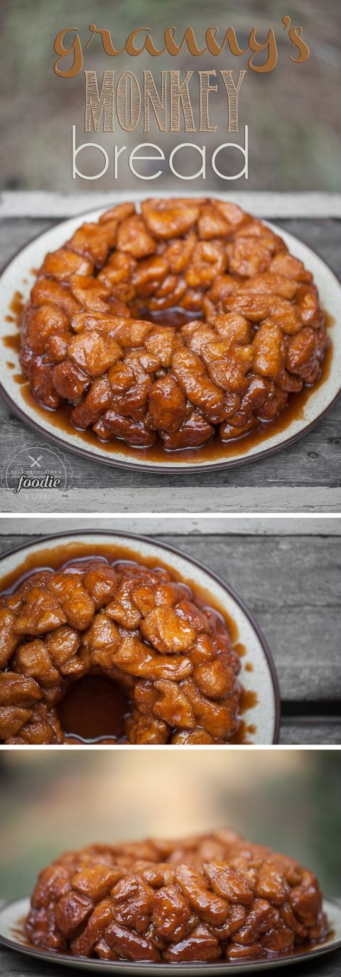 Granny's Monkey Bread Recipe