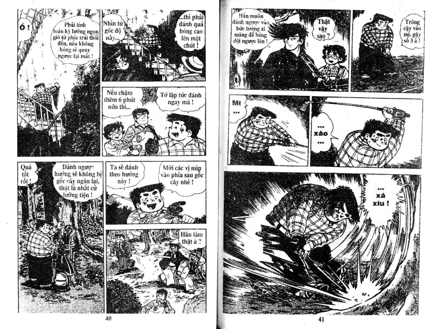 Ashita Tenki ni Naare chapter 7 trang 19