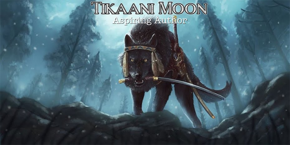 Aspiring Author Tikaani Moon
