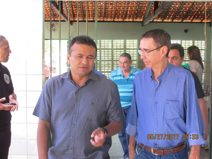 VÍDEO: Prefeito de Batalha comenta sobre o Projeto Pelotão Mirim