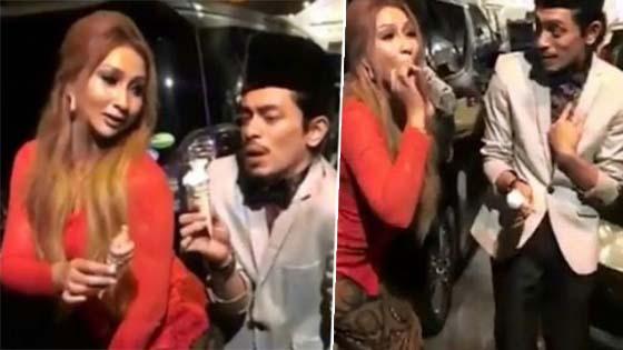 """Nak Tunjuk Handal Ku*um Konon"" - Akibat Aksi 'Melampau', Kak KM Dan Iqram Dinzly Dikecam (Video)"