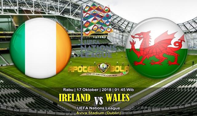 Prediksi Irlandia vs Wales 17 Oktober 2018