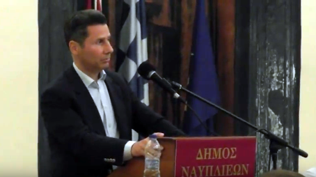 Γραμματικόπουλος: Κάποιοι δήμαρχοι έχουν καβαλήσει καλάμι και παριστάνουν τους σουλτάνους (βίντεο)