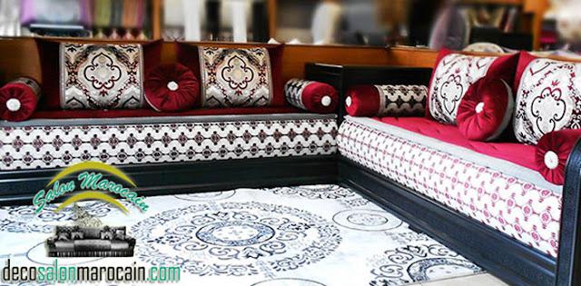 salon marocain glorieux 2017