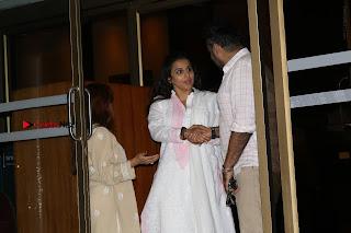 Actress Aishwarya Rai Father Prayer Meet Set 1  0057.JPG