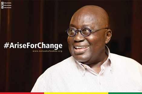 Akufo-Addo's Farmers' Day Message
