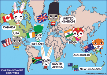 English is fun an introduction children in levels 5 and 6 study the main countries where people speak english or where english is the official language this is the list gumiabroncs Choice Image