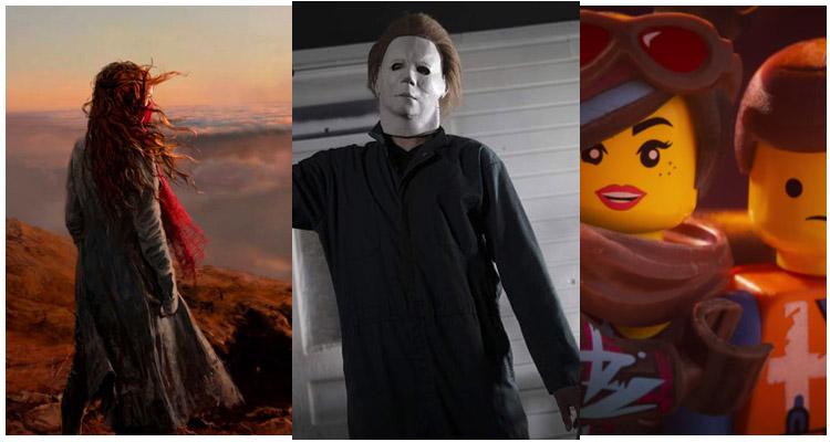 La noche de Halloween, La Lego Pelicula 2 y Mortal Engines [TRÁILERS]