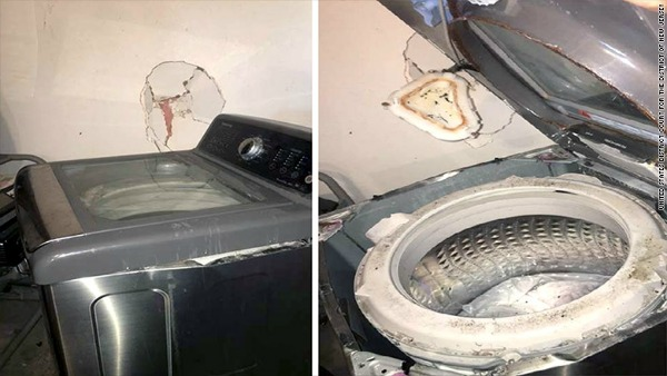 Samsung recalls millions of washing machines due to explosion risk