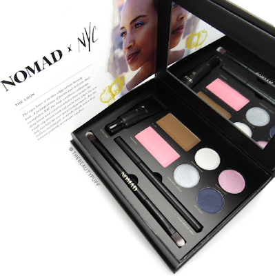 nomad cosmetics new york - the beauty puff