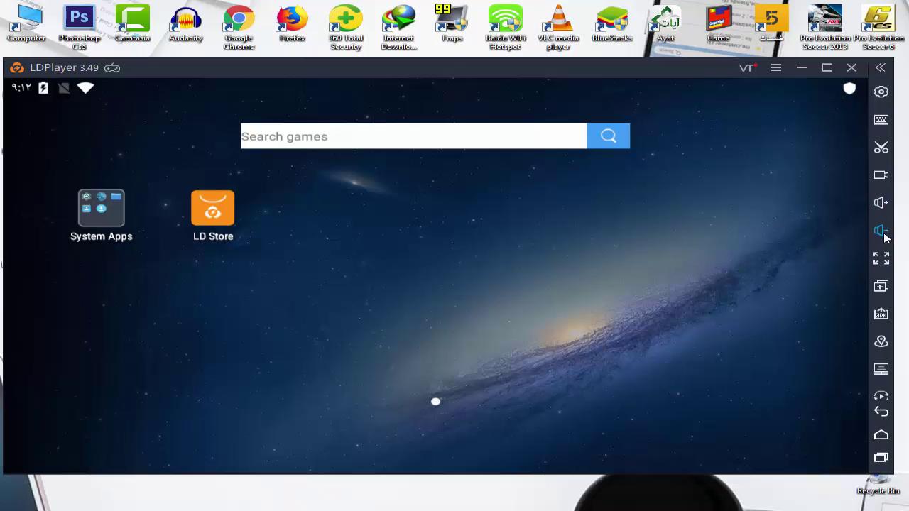 تحميل برنامج LD Player لتشغيل تطبيقات الأندرويد على الكمبيوتر