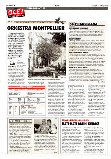 PROFIL KOTA PIALA DUNIA 1998: ORKESTRA MONTPELLIER