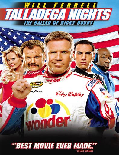 Ver Ricky Bobby – Loco por la velocidad (2006) Online