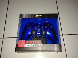 Review K-One Wireless Gamepad - NggoneRonan