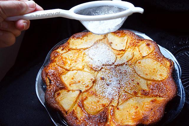 Apple & Pear Tart with Stevia