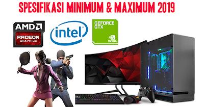 Spek Minimum Untuk Bermain PUBG M Lite Pada PC